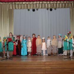 Благотворительный спектакль по мотивам сказки Г.Х. Адерсена «Пять горошин на Пасху»