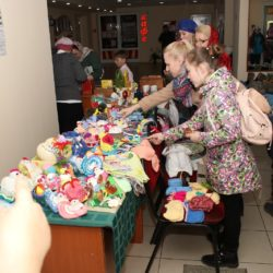 Благотворительная ярмарка «Пасхальная Радость»