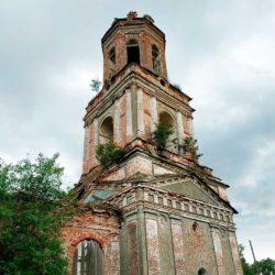 Паломническая поездка по разрушенным храмам Нижнеивкинского благочиния Вятской епархии